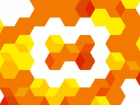 H in Hive, logo design + corporate pattern construction modular honeycomb collective hard-working hard working structure construction structure structural corporate pattern logomark brand identity branding creative flat 2d geometric vector icon mark symbol logo design logo minimalist minimalistic modern insects bees bee letter mark monogram