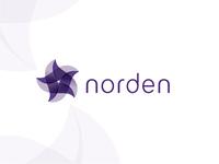 Norden logo design