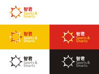 Sports smarts logo design by alex tass