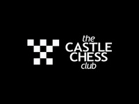 the Castle Chess Club logo design