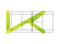 Kronn tennis k letter by alex tass