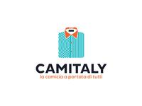 CamItaly logo design