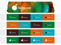 GeoDiscover brand manual detail