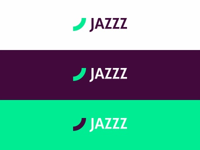 Jazzz, logo for tech company producing lighting electronics a l e x t a s s l o g o d s g n b c f h i j k m p q r u v w y z seller producer letter mark monogram jazz negative space electricity technology bolt lightning flash logomark j logo design logo electronics iot lighting tech jazzz