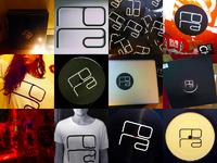 Rora records logo design by alex tass