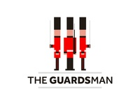 The GuardsMan logo design
