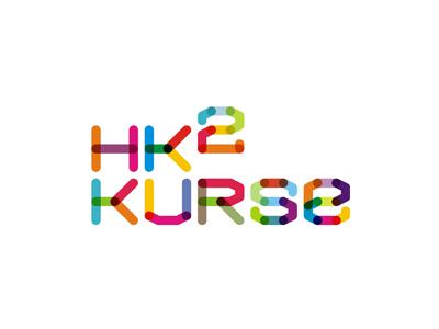 Hk2 kurse math economics education logo design by alex tass