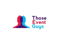 Those Event Guys logo design
