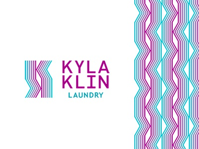 KK laundry logo design kk letter mark monogram clean laundry logo logo design water monogram launderette clothes corporate pattern pattern k wash washing