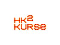 HK² Kurse logo design