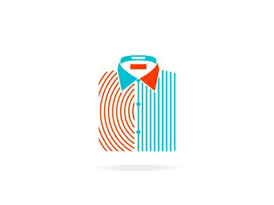 CamItaly logo design symbol / icon urban modern men style colorful creative branding visual corporate identity startups start ups start-ups clothing fashion apparel classy sport shirts mark symbol icon camicia logo designer logo