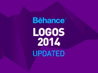 Behance LOGOS 2014: updated