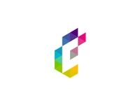 E + C monogram / logo design symbol
