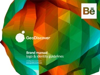 GeoDiscover logo, identity design, brand manual @ Behance behance identity guidelines logo guidelines brand manual branding stationery design stationery identity design identity geography geographic information systems