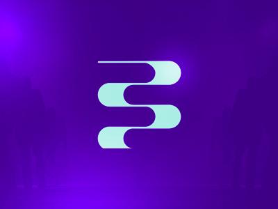 FS / SF monogram / logo design symbol