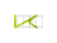 K from Kronn, tennis logo design