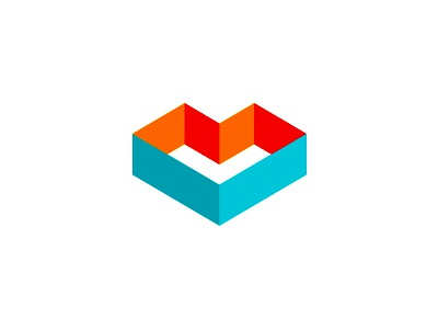 ML / M + L + heart = geometric monogram / logo design symbol letter mark monogram v lm m l ml monogram logo logo design modular furniture interior design geometric brand mark icon symbol heart
