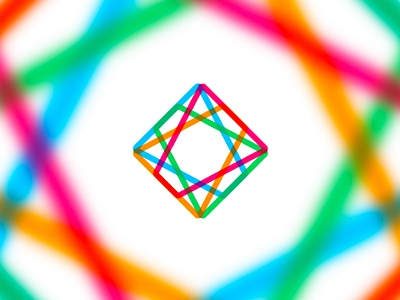 Laser Diamond Logo Design Symbol By Alex Tass Logo Designer Dribbble