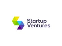 Startup Ventures logo design