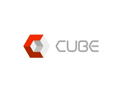 Cube Interior Design Studio Logo