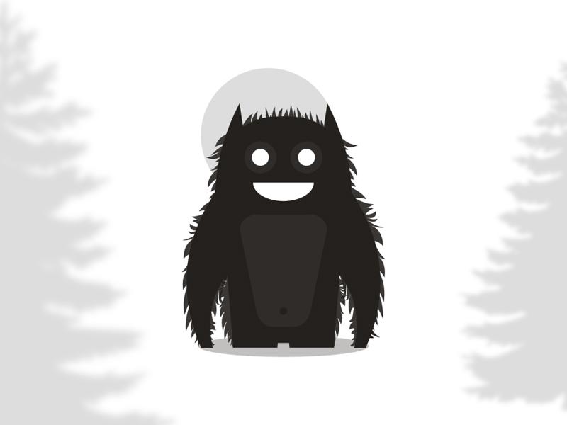 Beast Monster Character Logo Design Symbol By Alex Tass Logo