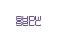 ShowSell word mark / logotype / logo design