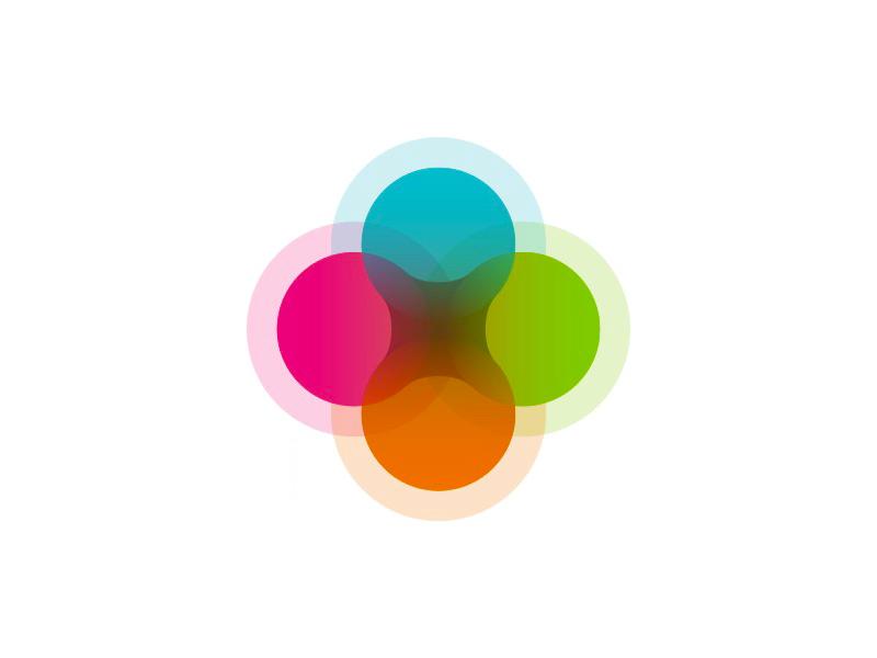 Interactive logo design symbol drone logo mark logo logo design symbol icon mark people community dynamic interactive