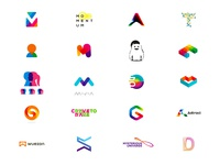 LOGO DESIGN projects created in 2015