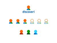 Discoveri logo design