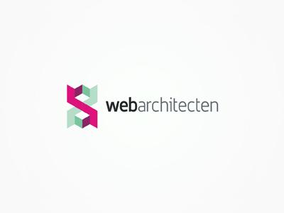 WebArchitecten web design studio logo design logo designer identity branding brand typographic typography type logotype designs logos logo logo design modern fresh original unique new colorful creative netherlands studio design architecten web webarchitecten it logo