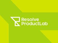 Resolve ProductLab, industrial design logo design