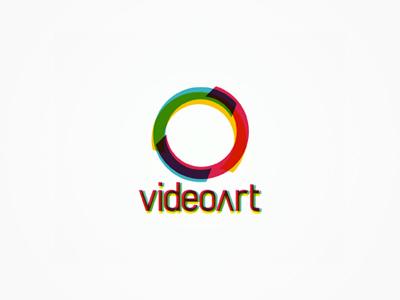 videoart, tv show, logo design video art tv show artistic futurist modern electronic music creative colorful logo design logo design logo designer logotype type typography typographic brand identity branding custom made custom