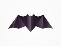 Alex Tass / Nocturn logo design symbol: The Bat