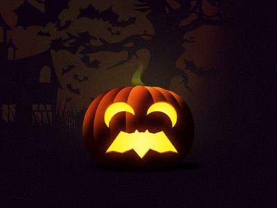nocturn logo design symbol update 4 Halloween (at night) nocturn logo symbol bat halloween pumpkin creative colorful design logo design logo designer logotype type typography typographic brand identity branding custom made custom