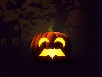 nocturn logo design symbol update 4 Halloween (at night)
