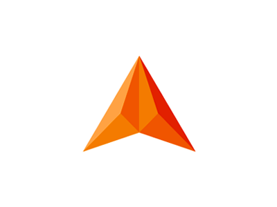 a arrow logo design symbol by alex tass logo designer dribbble
