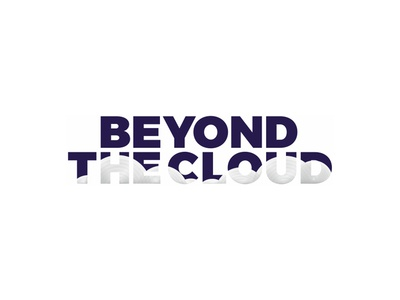 Beyond The Cloud, logo design for documentary film about vaping