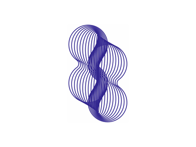 S, spine nerves, infinity, medical research logo