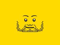 LEGO 'self portrait' :)