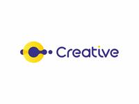 Creative, logo design for multimedia agency