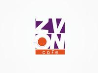 Zvon cafe logo design