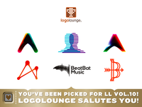 6 babies in LogoLounge book volume 10!
