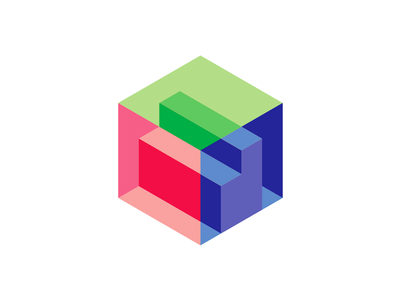 Letter D + cube for a 3D scanner, isometric logo design symbol a cube d rgb ai 3d scanner architecture isometric letter mark monogram colorful logo logo design vector icon mark symbol flat 2d geometric artificial intelligence