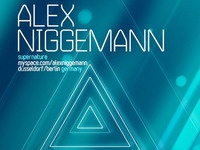 Alex Niggemann poster design
