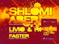 Shlomi Aber poster design detail