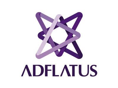Adflatus Interior Design Company Logo By Alex Tass