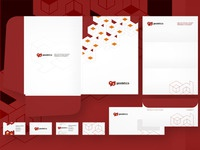 Geodetics stationery design
