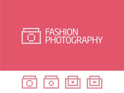 Fashion Photography logo design creative colorful logo design logo design logo designer typography brand identity branding beauty woman women clothing apparel fashion photography blog camera photo photo camera purse button buttons accesories
