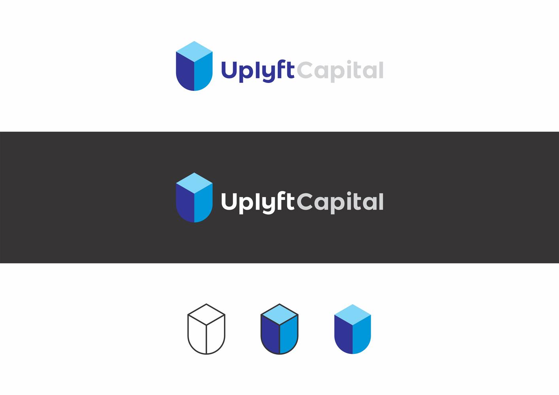 Uplyft capital logo design by alex tass