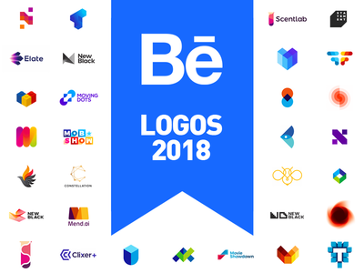LOGO DESIGN Projects 2018 - 2019 on @ Behance